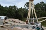 Domespace 2/11 - Les premières pannes de la structure
