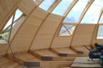 Domespace 6/11 - Vue intérieure.