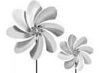 Petites éoliennes idéales pour un éclairage de jardin